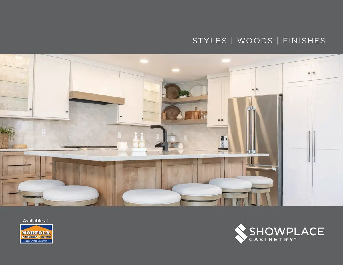 Showplace Cabinetry Brochure 2020 21