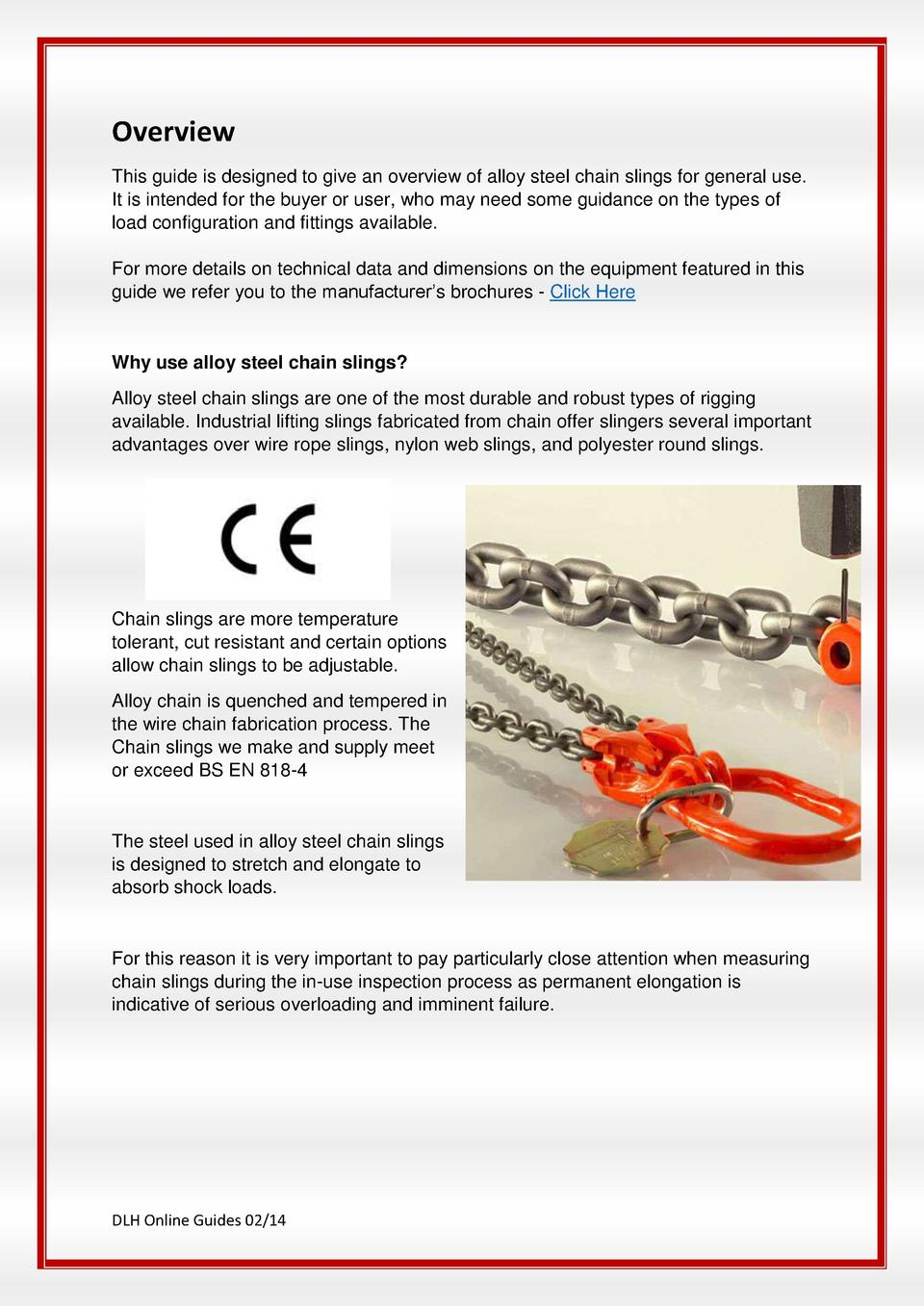 Beautiful Defective Wire Rope Slings Gift - Electrical Diagram Ideas ...