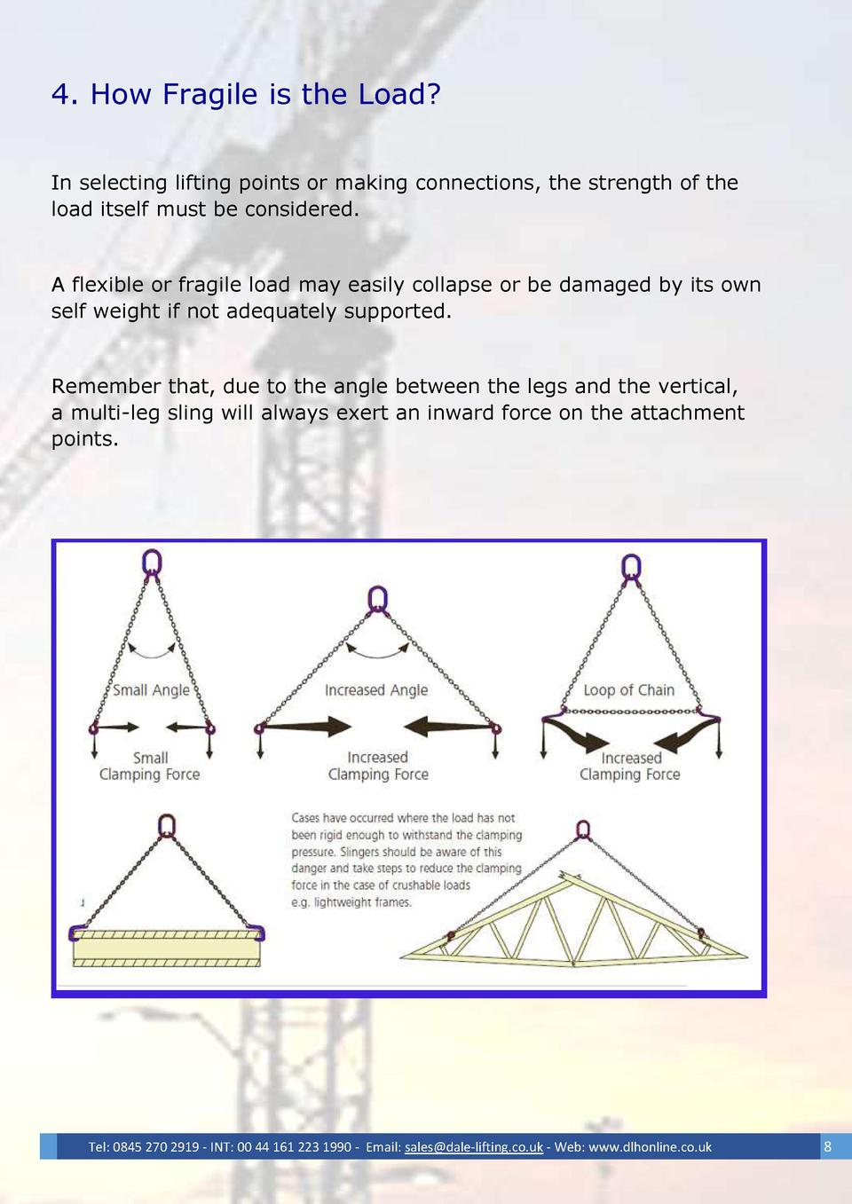 Selection of lifting slings : simplebooklet com
