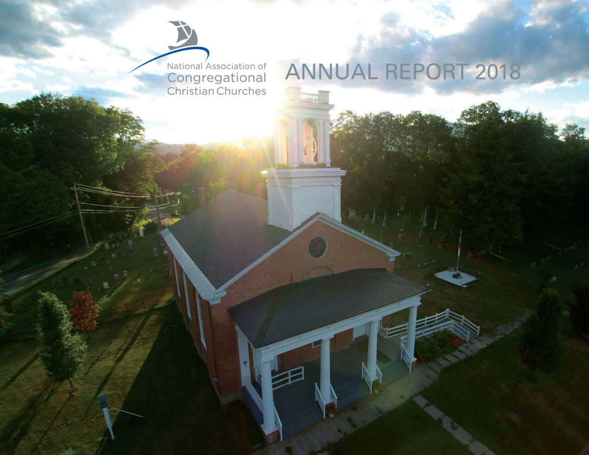 ANNUAL REPORT 2018  NACCC Annual Report 2018   www.naccc.org   1