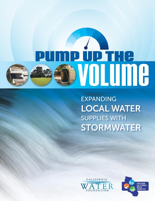 EXPANDING  LOCAL WATER SUPPLIES WITH  STORMWATER