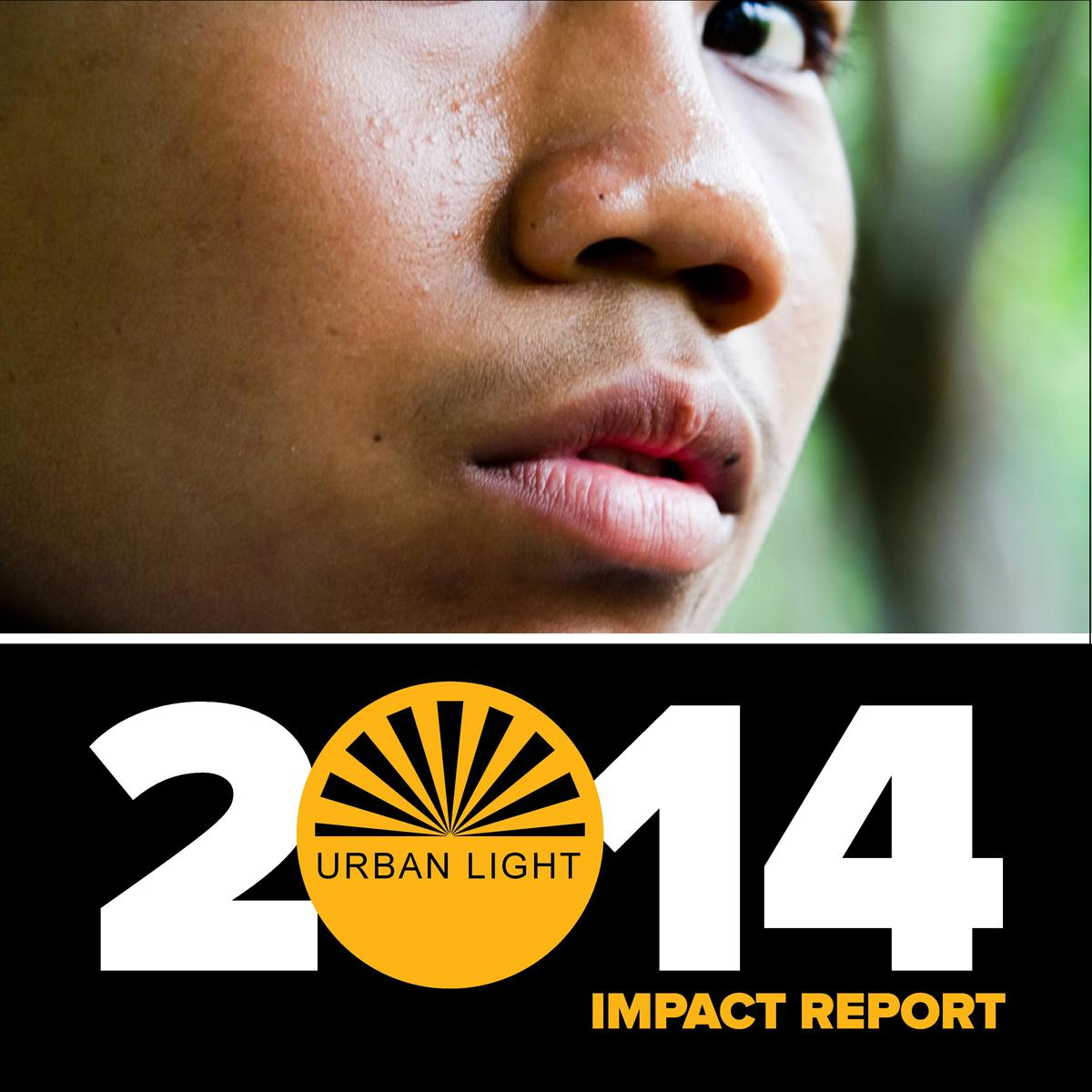 URBAN LIGHT  IMPACT REPORT