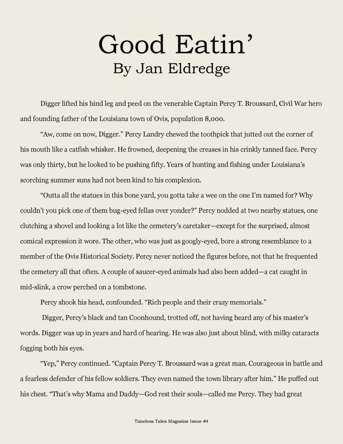 Issue #4: Perseus and Medusa : simplebooklet com