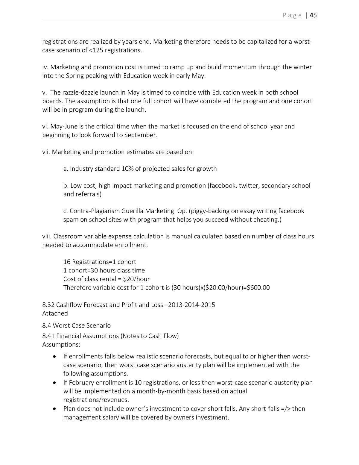 Simple thinking high living essay help