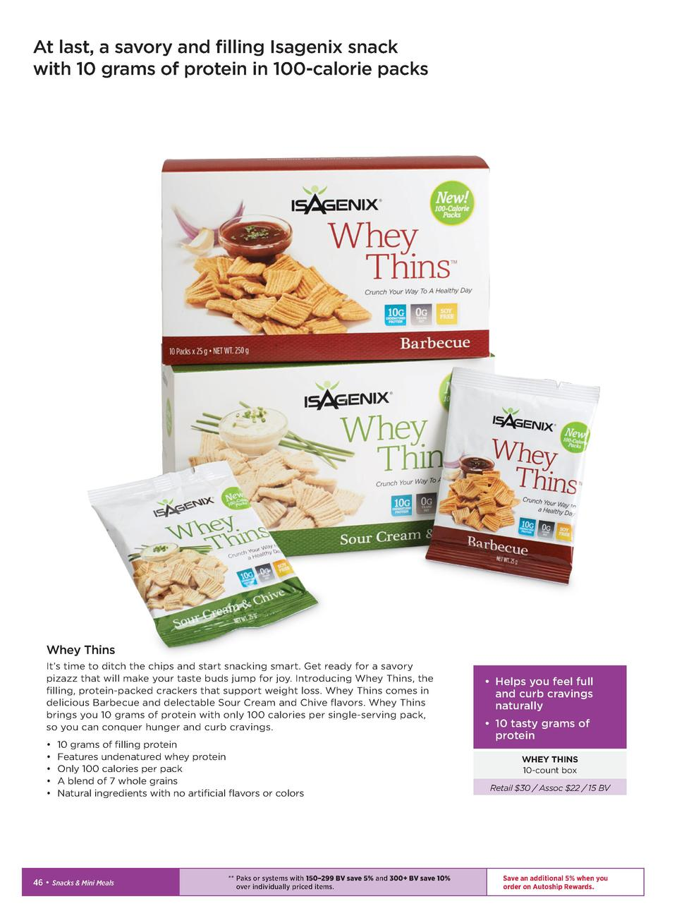 Solutions to transform lives simplebooklet at last a savory and filling isagenix snack with 10 grams of protein in 100 malvernweather Images