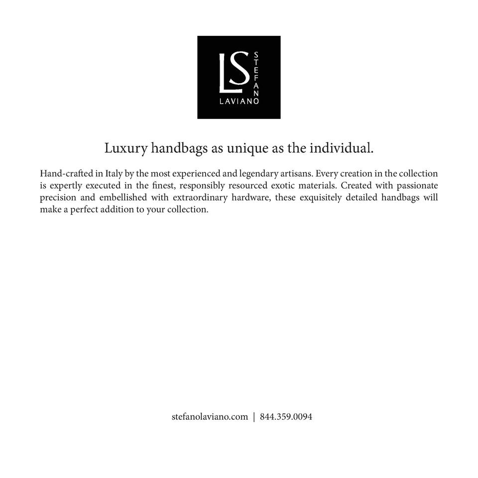 Luxury handbags as unique as the individual. Hand-crafted in Italy by the most experienced and legendary artisans. Every c...