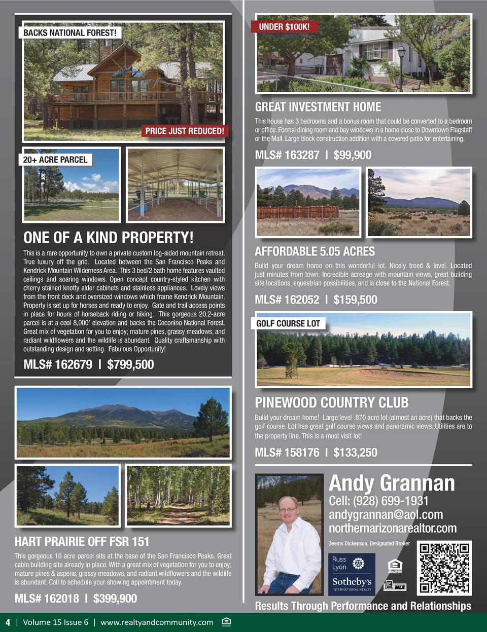 UNDER  100K   BACKS NATIONAL FOREST   GREAT INVESTMENT HOME PRICE JUST REDUCED  20  ACRE PARCEL  ONE OF A KIND PROPERTY  T...