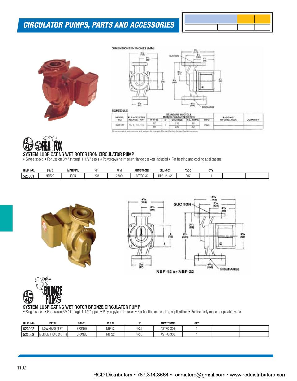 hvac catalog simplebooklet com circulator pumps parts and accessories system lubricating wet rotor iron circulator pump single speed for