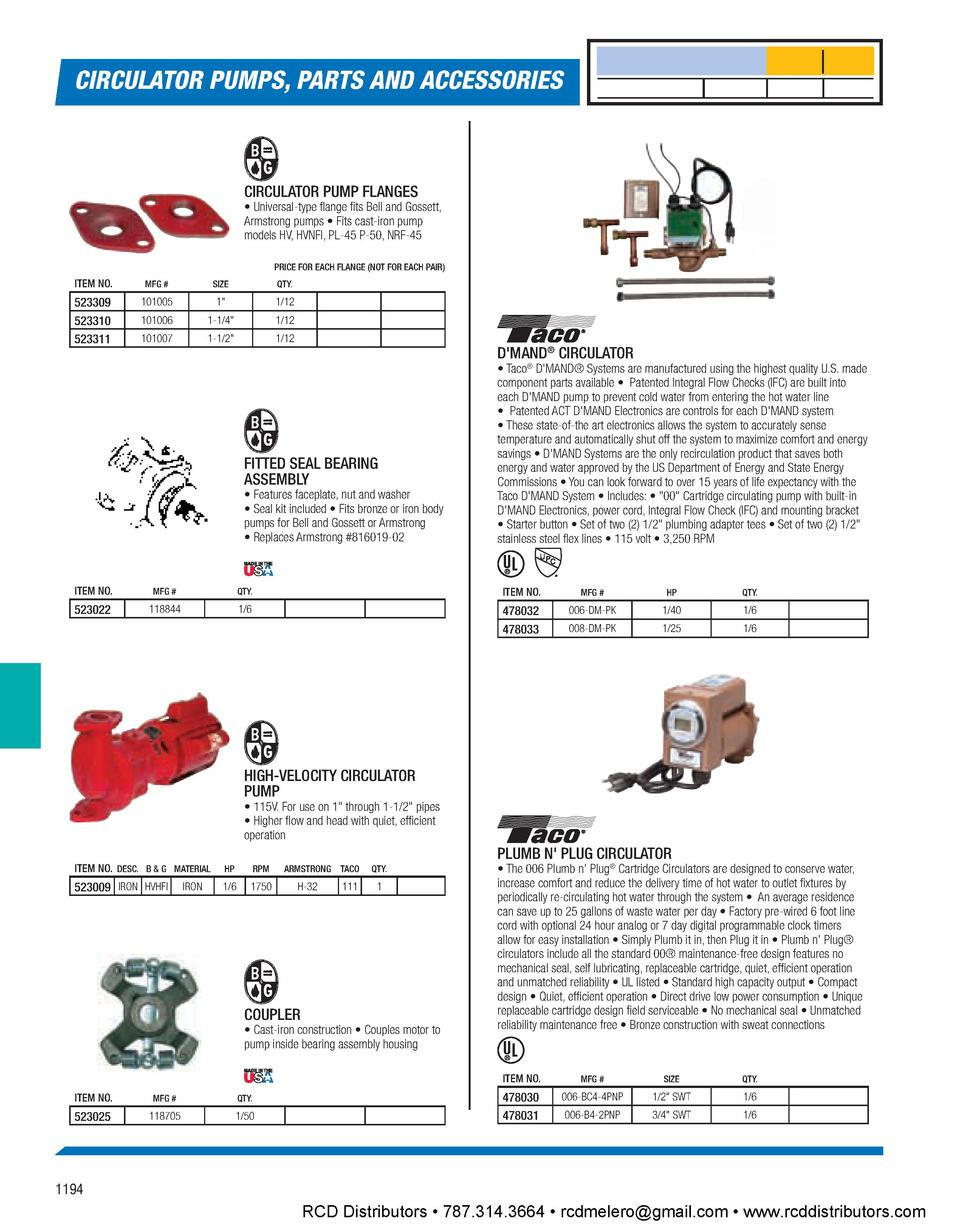 hvac catalog simplebooklet com circulator pumps parts and accessories circulator pump flanges universal type flange fits bell and