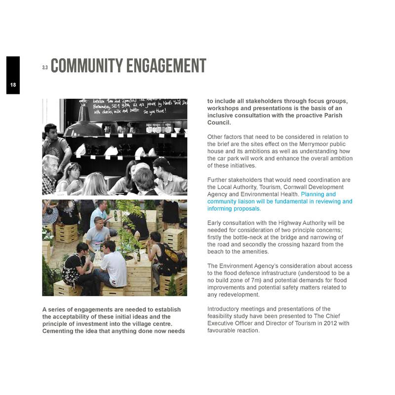 3.3  Community Engagement  18  to include all stakeholders through focus groups, workshops and presentations is the basis ...