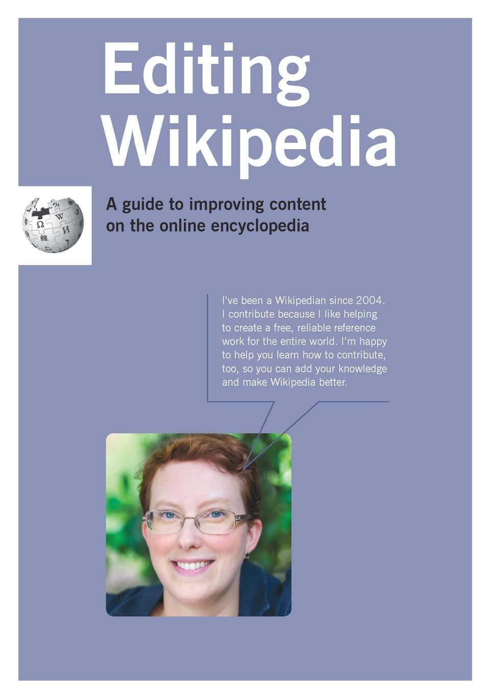 Editing Wikipedia A guide to improving content on the online encyclopedia wikipedia globe vector  no layers   I   ve been ...