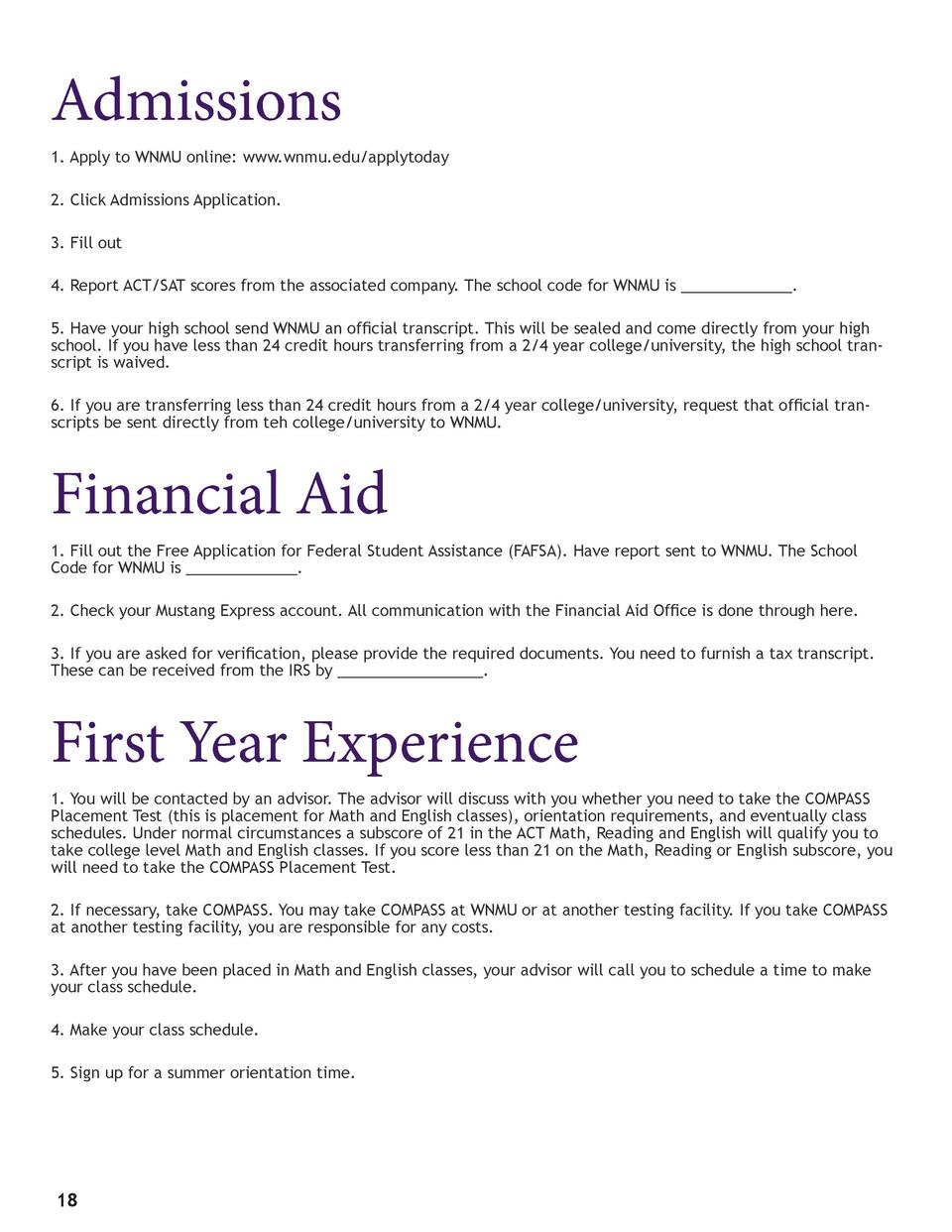 college admissions advisor resume admission counseling