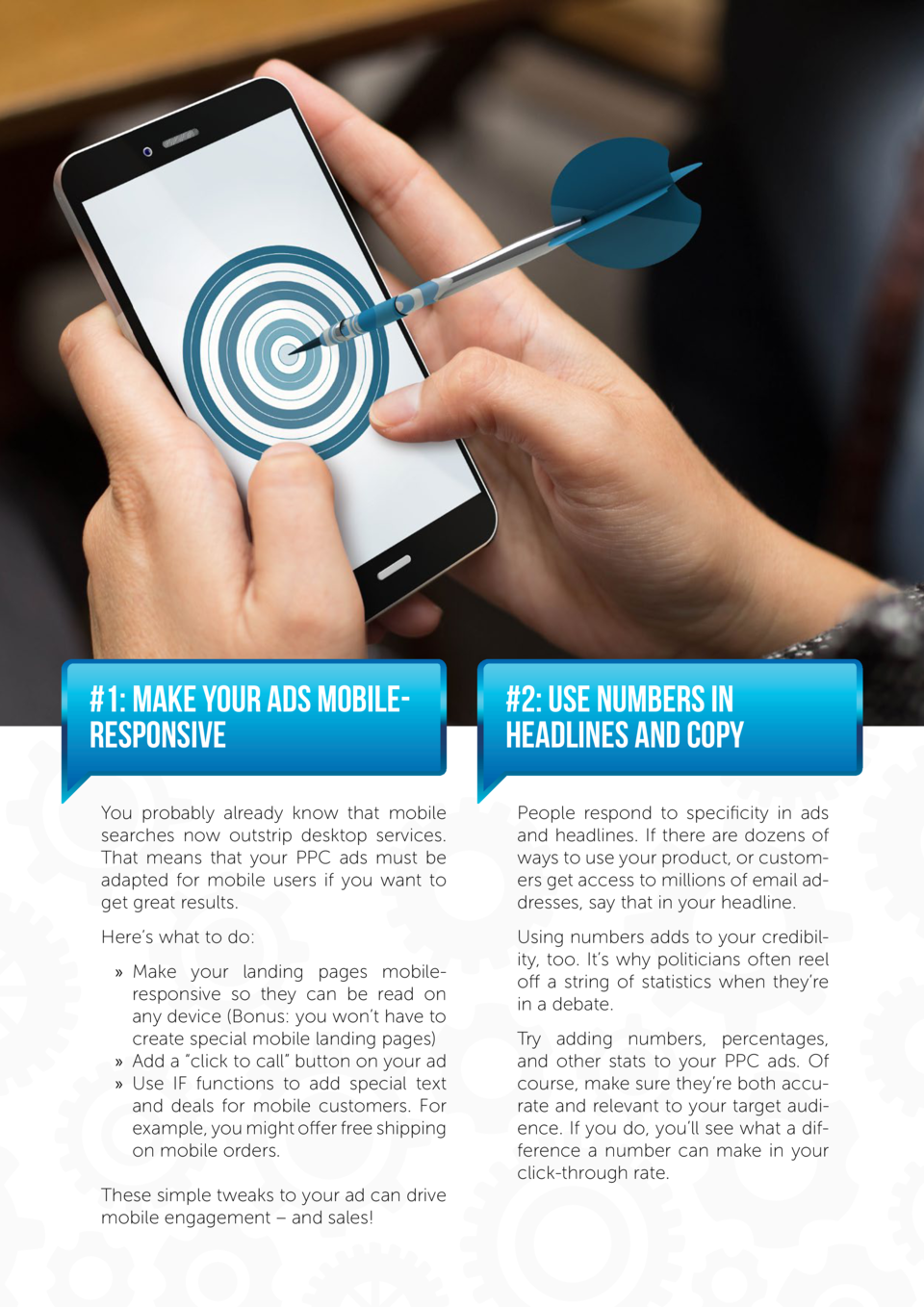 1  Make Your Ads MobileResponsive   2  Use Numbers in Headlines and Copy  You probably already know that mobile searches ...