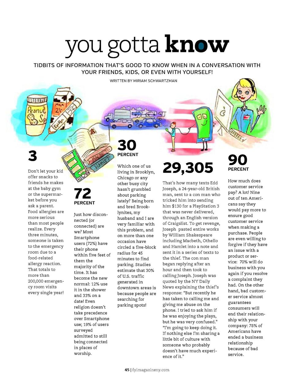 TIDBITS OF INFORMATION THAT   S GOOD TO KNOW WHEN IN A CONVERSATION WITH YOUR FRIENDS, KIDS, OR EVEN WITH YOURSELF  WRITTE...