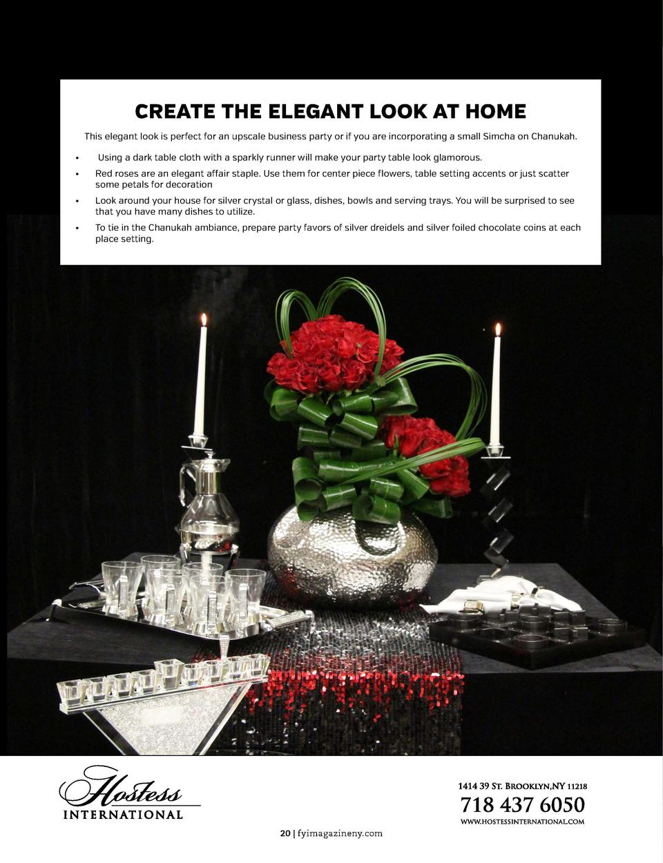 N ON IRON     WRIN KLE FRE E     C LASSIC FIT     SLI M F I T  the beauty guide  CREATE THE ELEGANT LOOK AT HOME This eleg...
