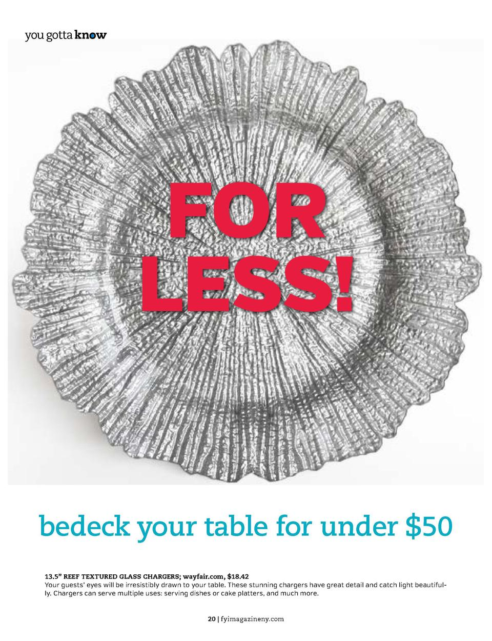 you gotta know  you gotta know  FOR LESS  bedeck your table for under  50  LIBBEY 12 OZ. CARATS GLASSES  SET OF 4  target....