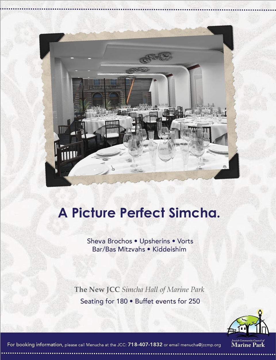 fall in love with life  A Picture Perfect Simcha. Sheva Brochos     Upsherins     Vorts Bar Bas Mitzvahs     Kiddeishim  p...