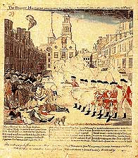 an analysis of the boston massacre The boston massacre is one of the most famous events in american history, but  why in this lesson, we'll look at the propaganda surrounding the.