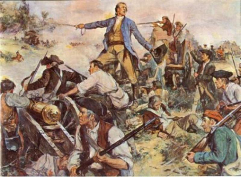 a history of the wars of the colonists in the new world Ap us history study  first permanent english settlement in the new world located in virginia on the chesapeake bay/james river settled by the virginia company.