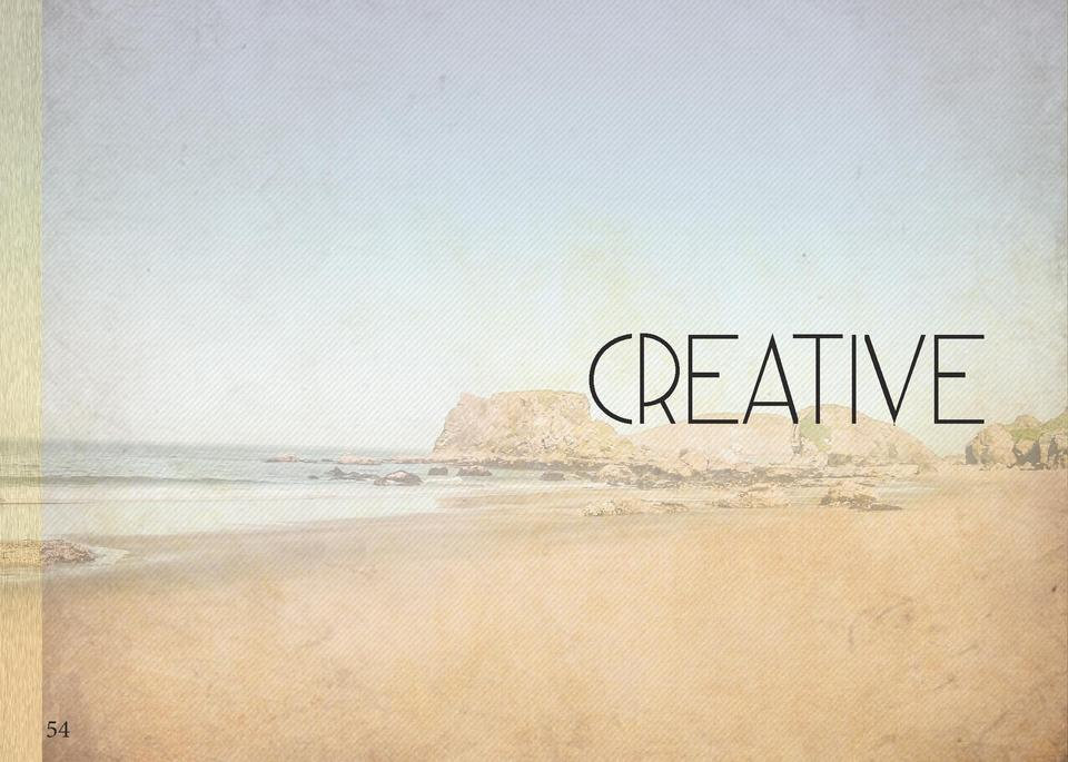 Creative 54  Deliverables 55