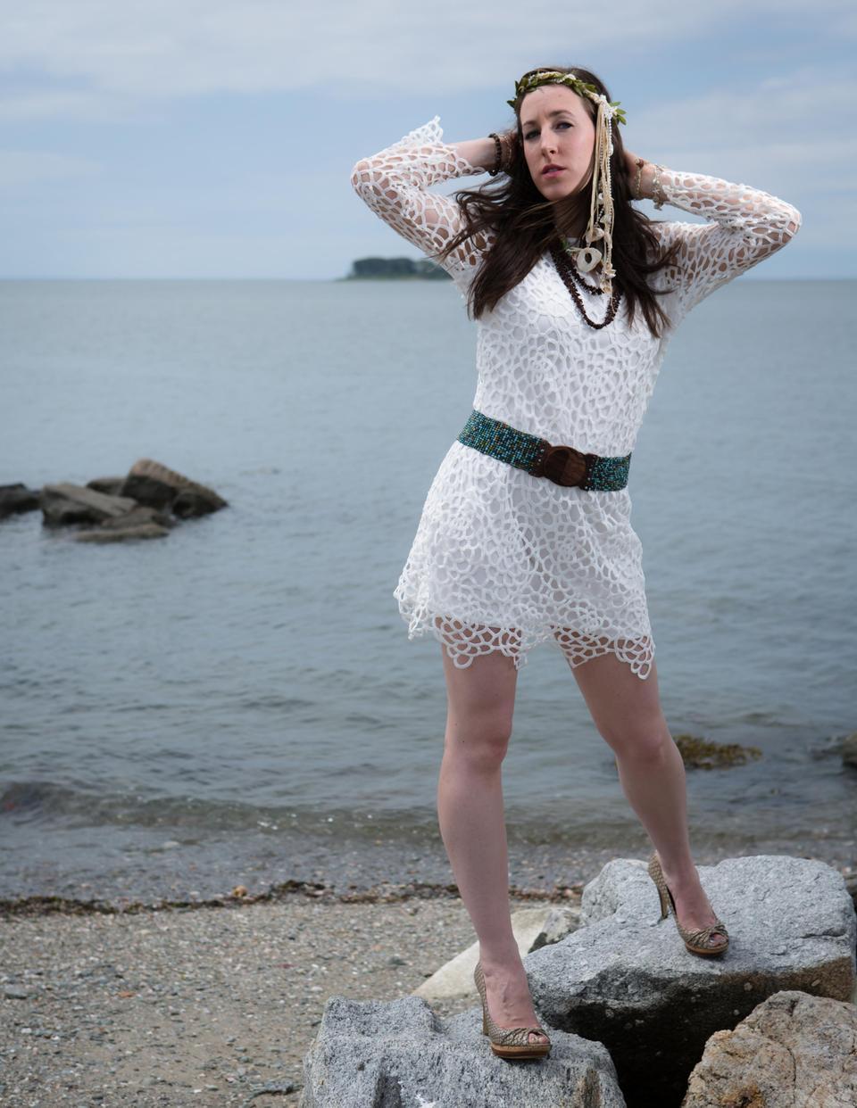 Ocean Photo Shoots Ocean Bride's Shoot Was to