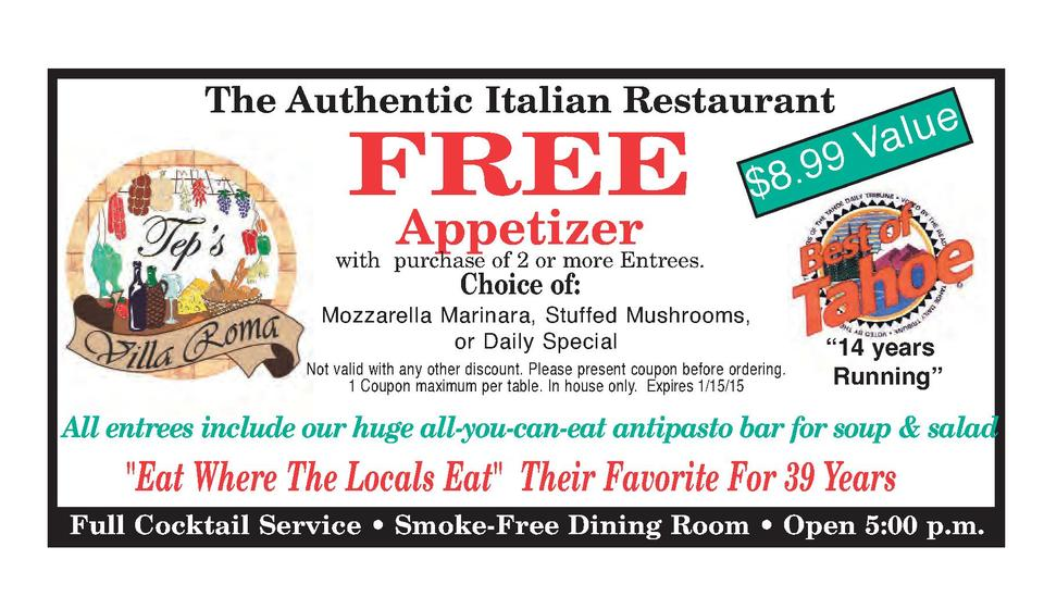 Solvang pizza coupons