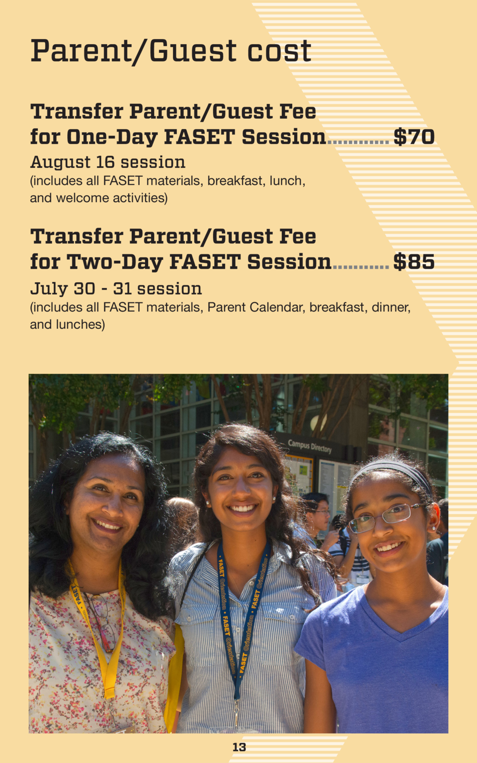 Fall Transfer Orientation | New Student & Transition Programs