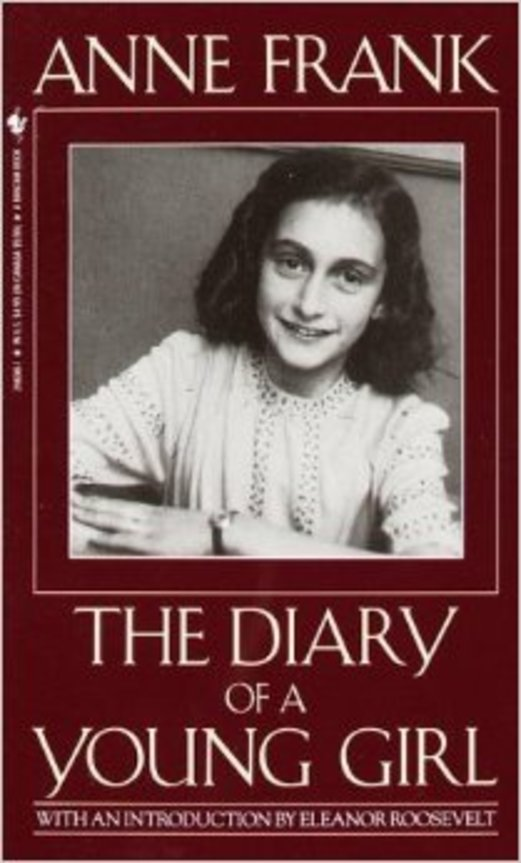 characters in the diary of a young girl