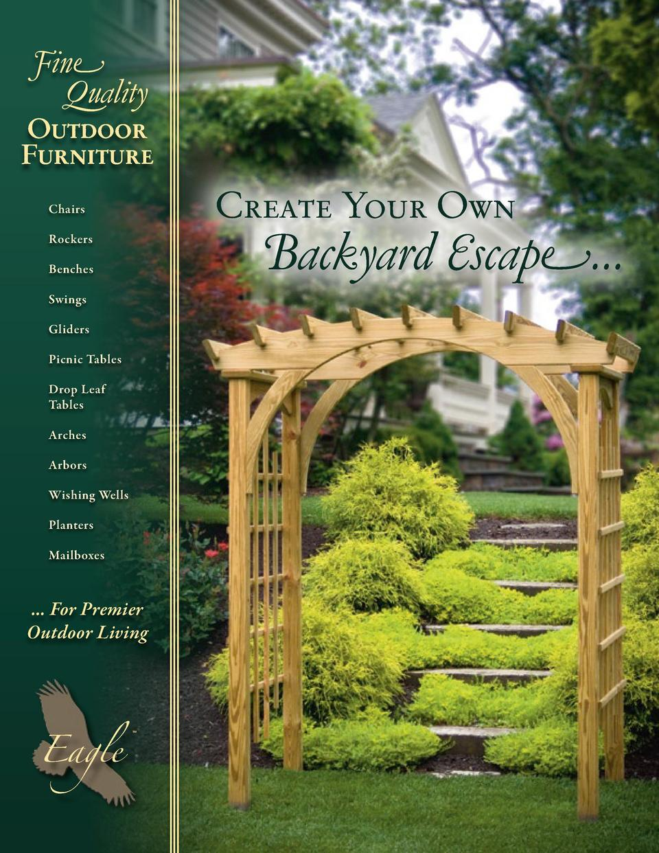 Backyard Escapes backyard escapes : simplebooklet
