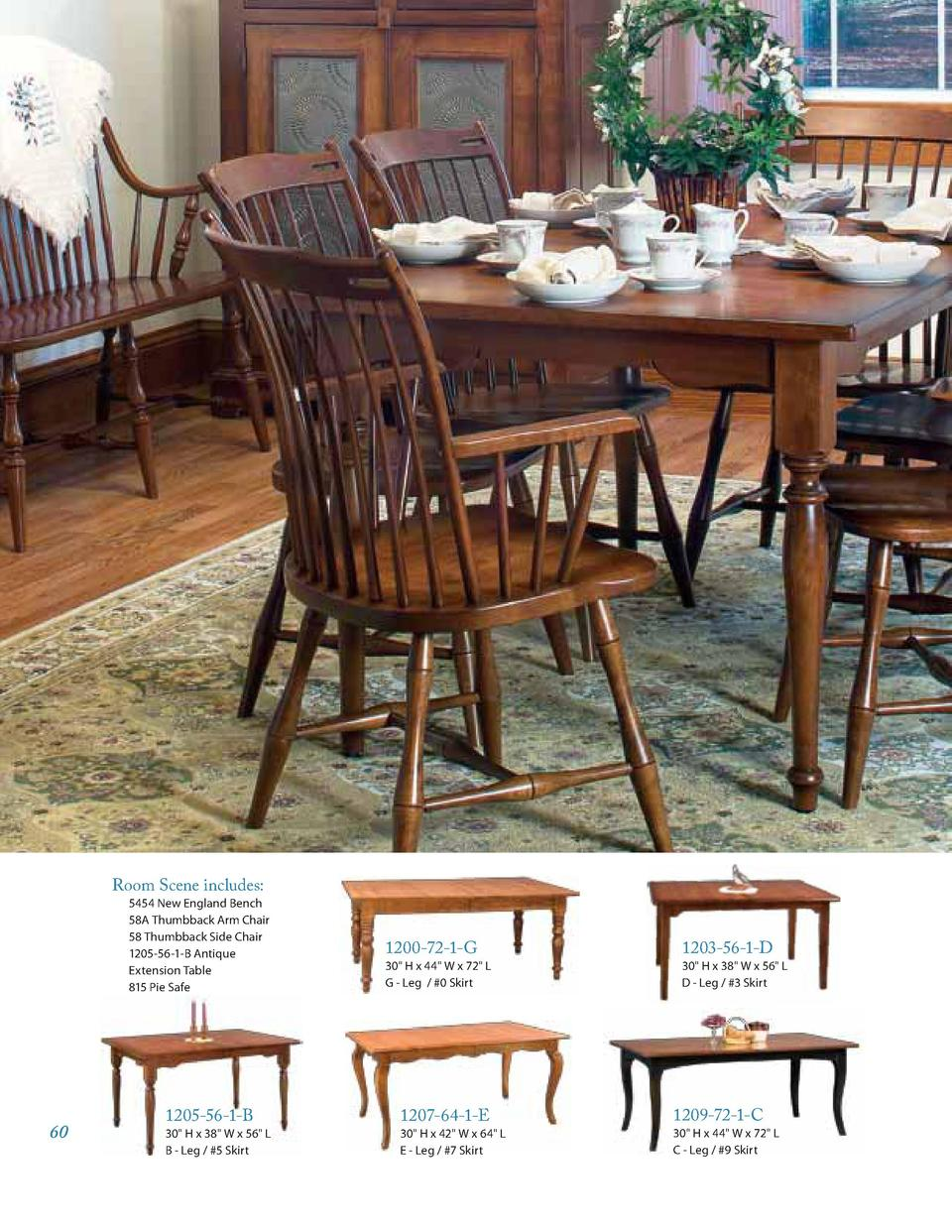 Miraculous American Heirloom Furniture Simplebooklet Com Ocoug Best Dining Table And Chair Ideas Images Ocougorg