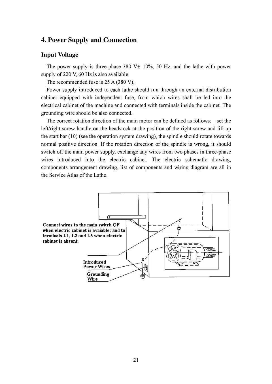 Manual  Standard T660 Lathe   Simplebooklet Com