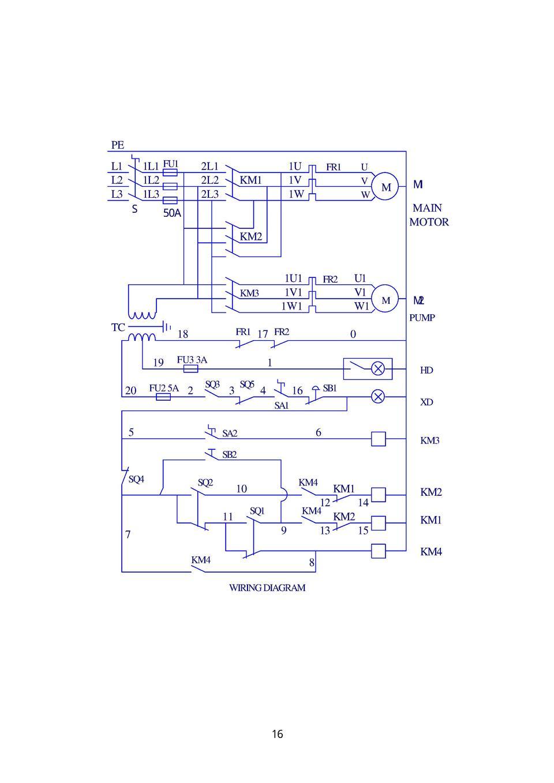 manual: standard t510 lathe : simplebooklet.com 1986 chevy diesel alternator wiring diagram l1 l2 wiring diagram
