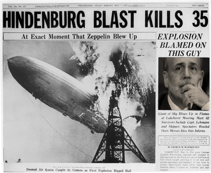 an analysis of the inferno on the arrival of the hindenburg The german airship 'hindenburg' (lz-129) in flames after the disaster on its arrival at lakehurst, new jersey (gettyimages) today the 6th of may marks the 77th anniversary of the famous hindenburg disaster.