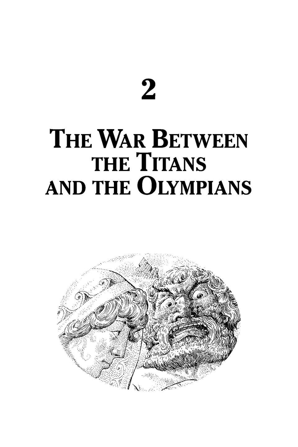 an introduction to the mythology of titans and the olympians What happens when the mighty god zeus and the titan ruler cronus battle to  reign over the world war rages, as seas boil and mountains crumble the sky.