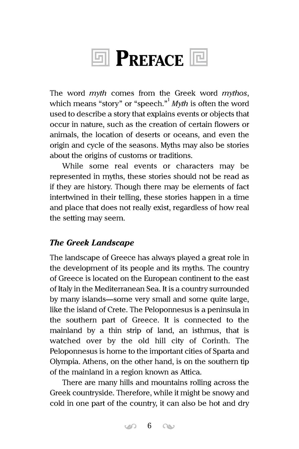 greek mythology com preface the word myth comes from the greek word mythos 1 which means story or