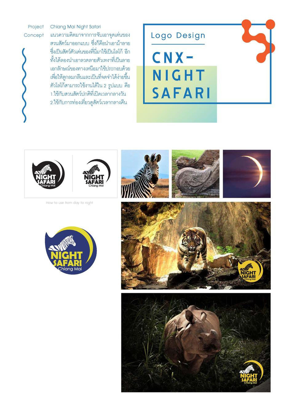 Project Chiang Mai Night Safari Concept                                                                                   ...
