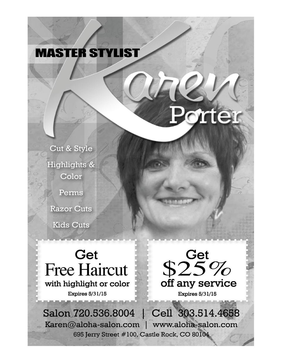 Cut   Style Cut   Style Highlights Highlights     Color Color Perms  Perms  Razor CutsRazor Cuts Kids Cuts Kids Cuts  Get ...
