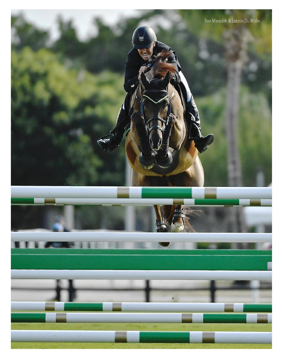 Ben Meredith   Lebron Du Molin  60  TCE  ________________ TheCompetitiveEquestrian  May June 2019