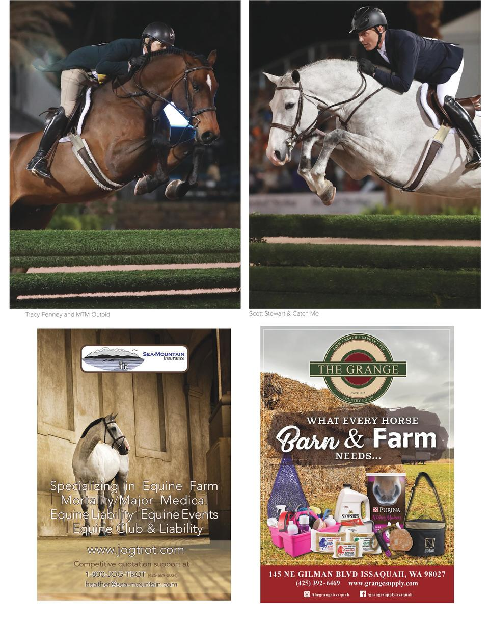 Tracy Fenney and MTM Outbid  Scott Stewart   Catch Me  WHAT EVERY HORSE  Barn   Farm NEEDS...  Specializing in Equine Farm...