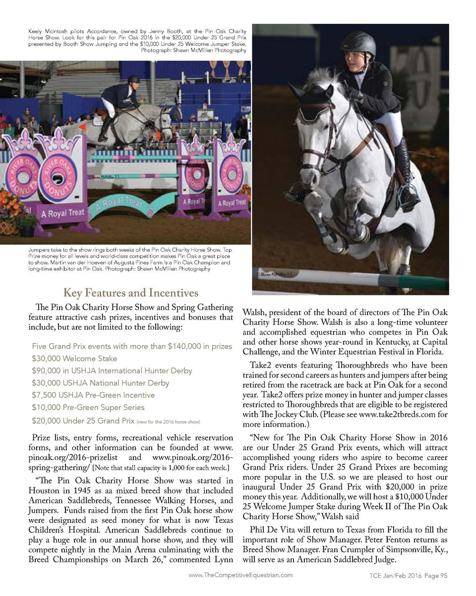 Kids Turn To Screens To Cope With A Chaotic World Futurity >> The Competitive Equestrian Jan F Simplebooklet Com