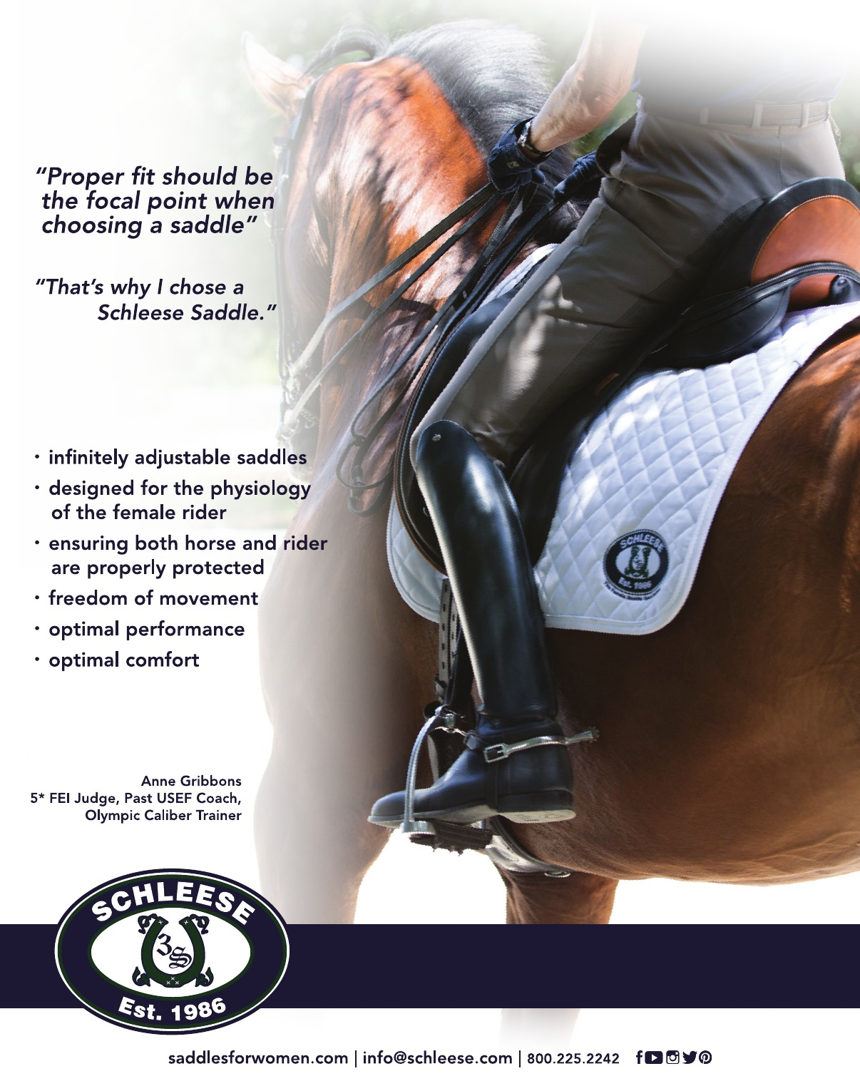 The Competitive Equestrian : simplebooklet com
