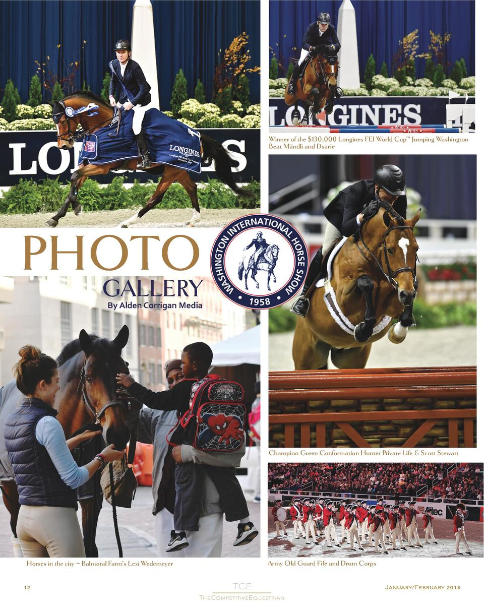 Winner of the  130,000 Longines FEI World Cup    Jumping Washington Beat M  ndli and Dsarie  PHOTO GALLERY  By Alden Corri...