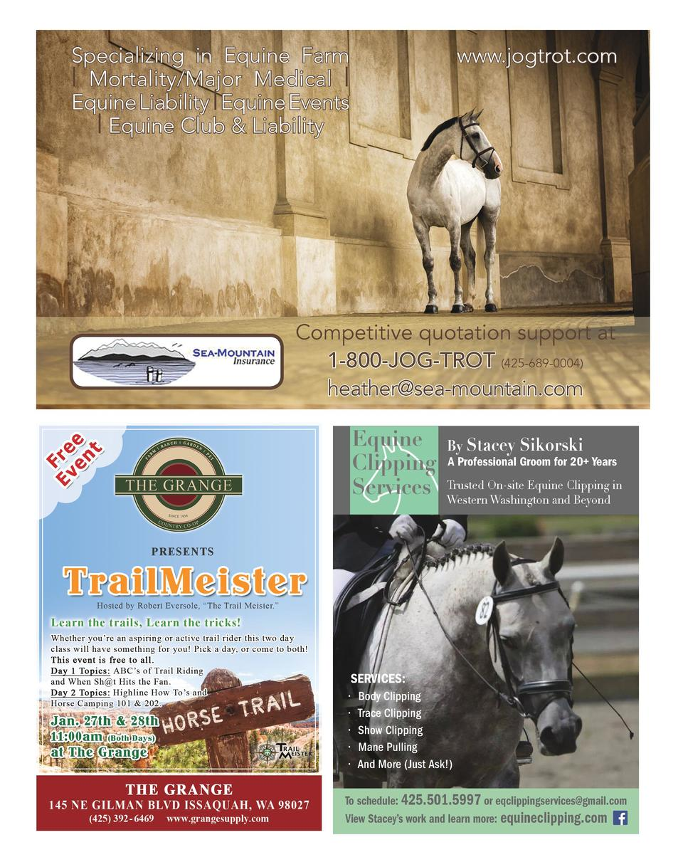 Specializing in Equine Farm   Mortality Major Medical   Equine Liability   Equine Events   Equine Club   Liability  www.jo...