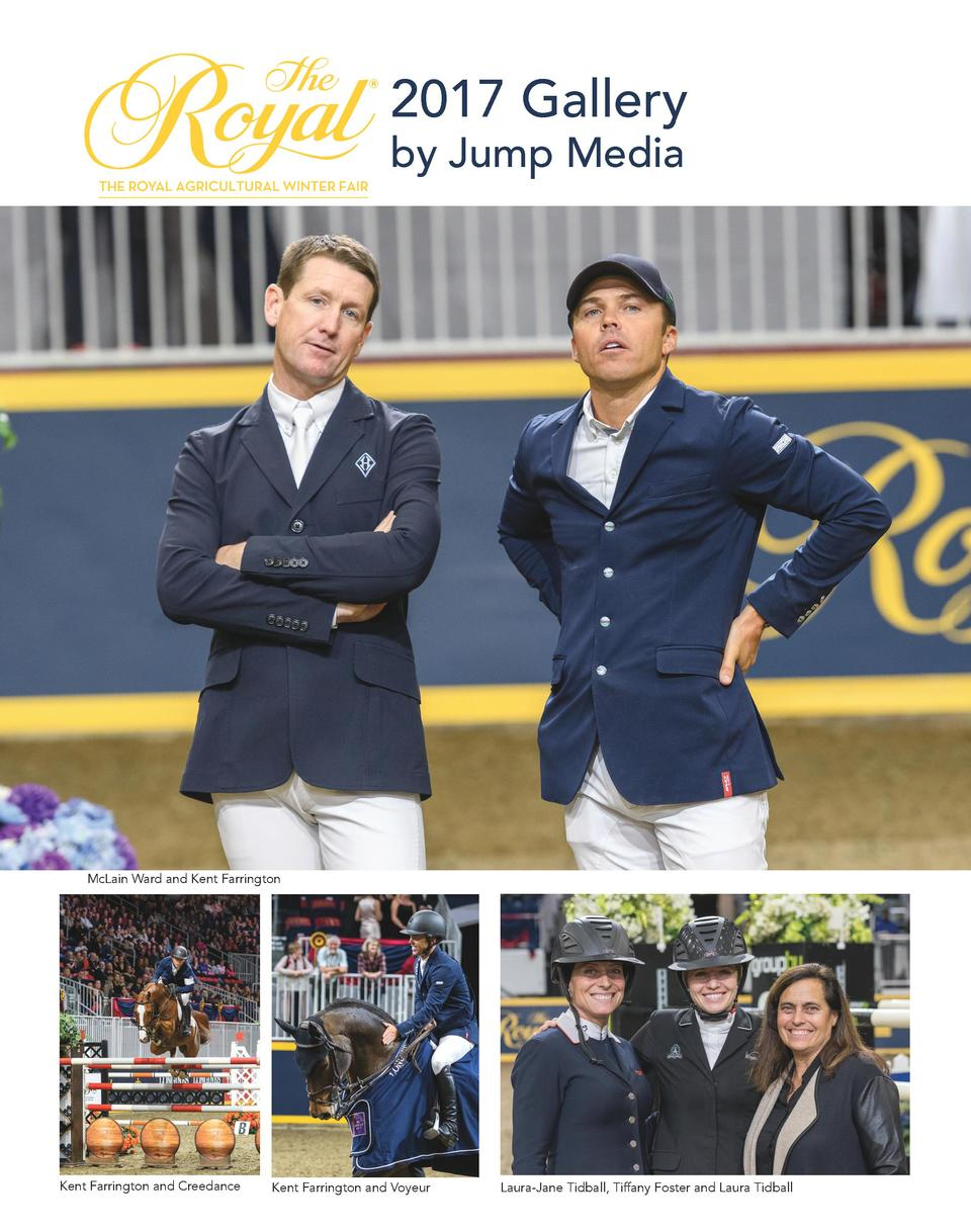 2017 Gallery by Jump Media  McLain Ward and Kent Farrington  Kent Farrington and Creedance  Kent Farrington and Voyeur  La...