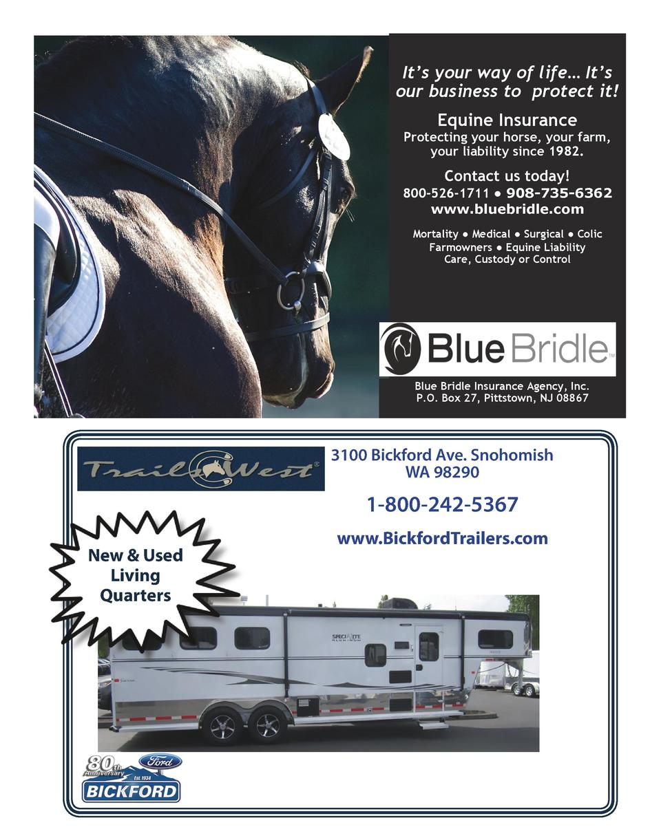It   s your way of life    It   s our business to protect it  Equine Insurance  Protecting your horse, your farm, your lia...