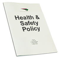 health and safety policies and procedures agreed with the employer