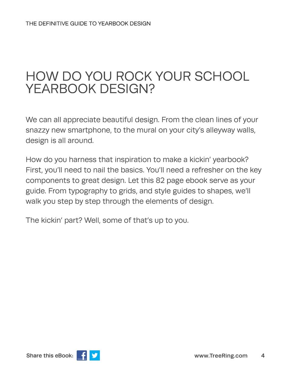 THE DEFINITIVE GUIDE TO YEARBOOK DESIGN  HOW DO YOU ROCK YOUR SCHOOL YEARBOOK DESIGN  We can all appreciate beautiful desi...