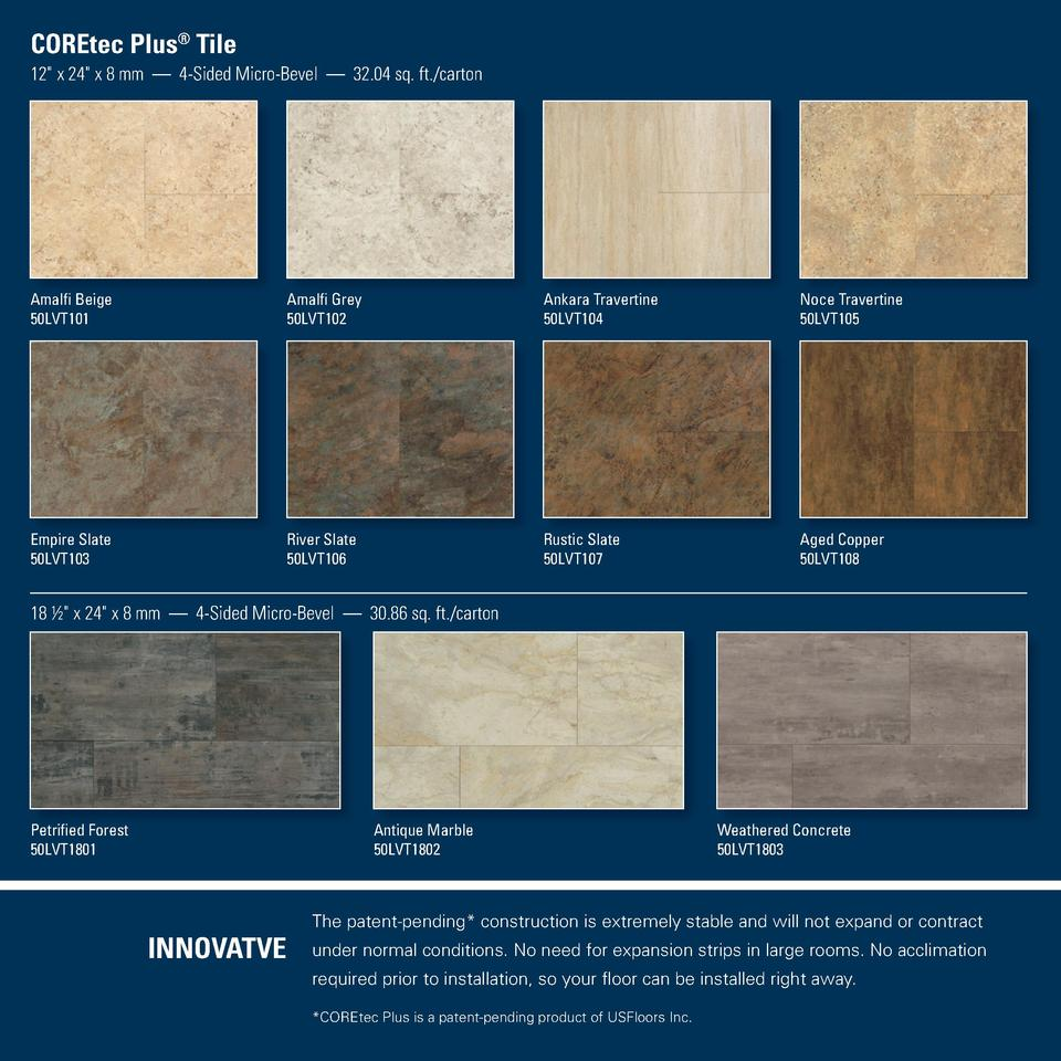 Coretec Flooring. Affordable Shaw Buys Usfloors To Expand Reach In ...