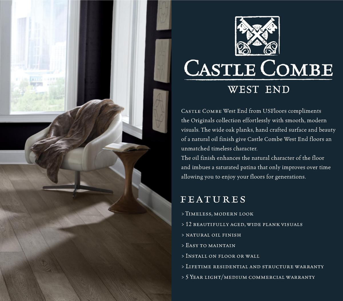 castle combe west end catalog : simplebooklet