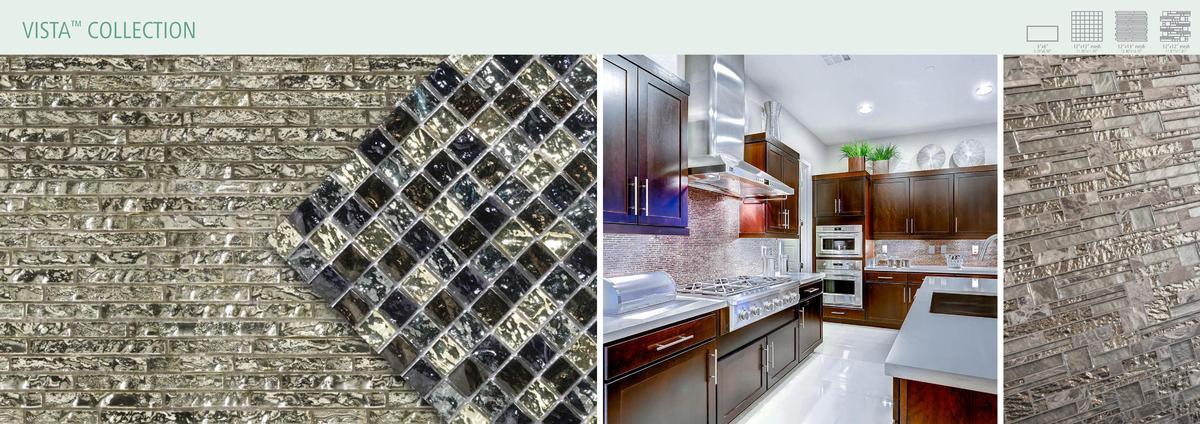 3   x6     3.10   x6.50     12   x12    mesh 11.70   x11.70     12   x13    mesh 12.40   x13.10     DECORATIVE TILE  VISTA...